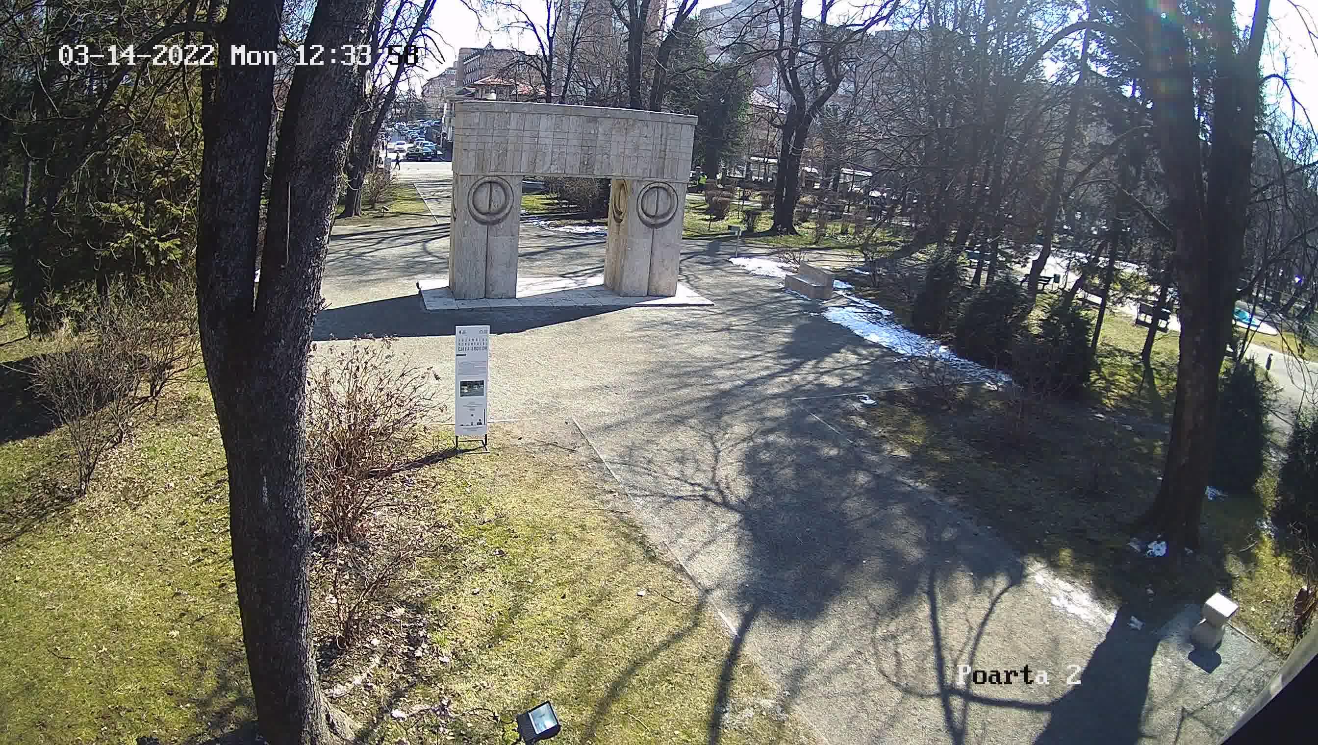 Poarta Sarutului - LIVE